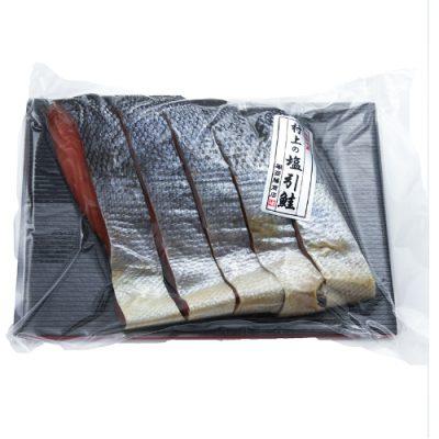 村上名物 塩引き鮭 5切