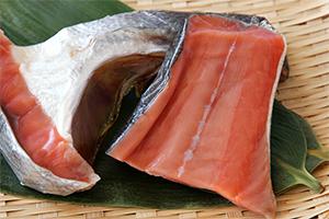2.鮭カマ・鮭尾