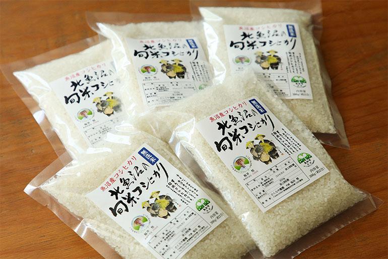 ここまでするか!信頼性の高いお米作り