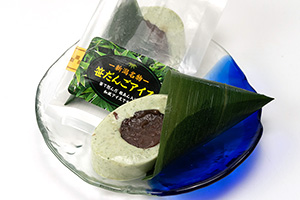 4.笹団子アイス