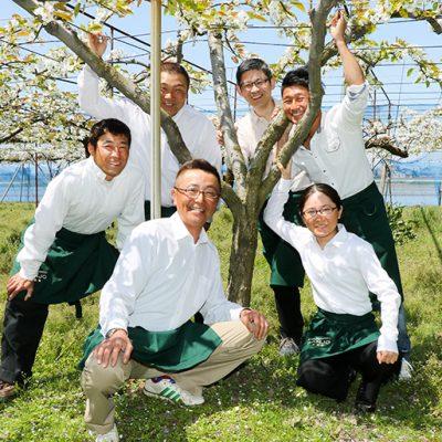 三条果樹専門家集団厳選の品