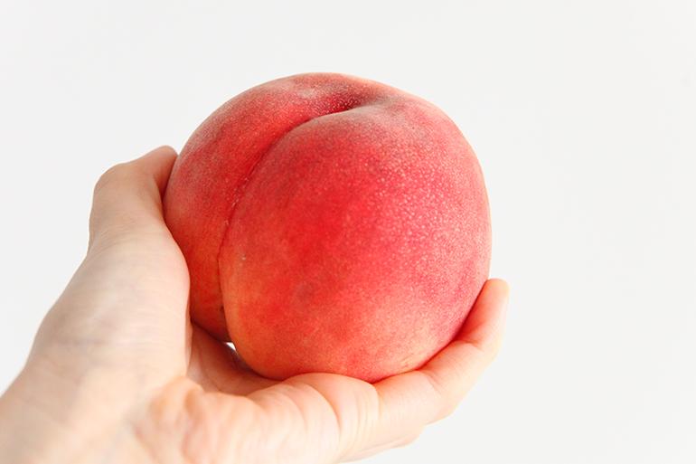 プロが厳選!もぎたての完熟桃を産地直送!
