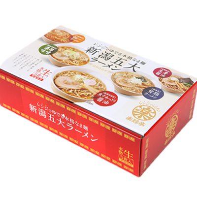 新潟五大ラーメンBOX