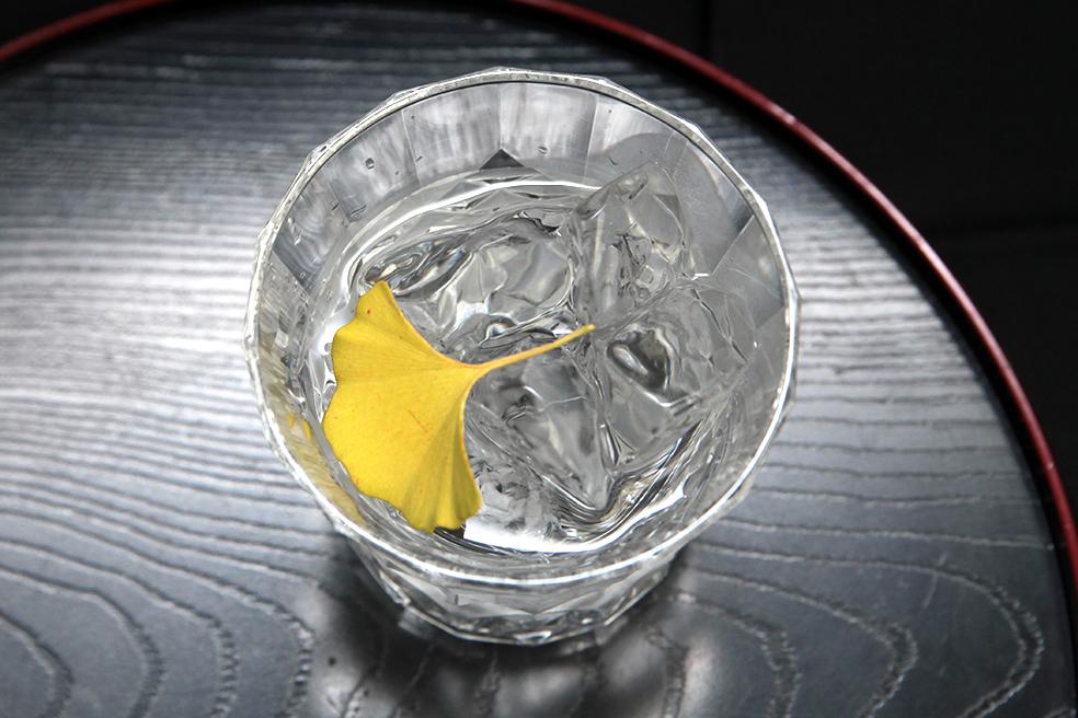 無濾過生原酒だから楽しめる飲み方