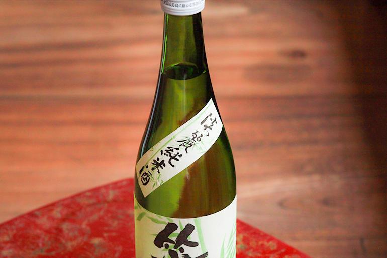 純米酒らしさと淡麗な味わい