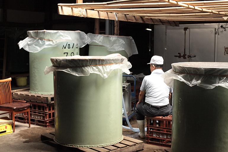 こだわりの酒米から生まれる芳醇な特別純米酒
