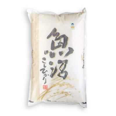 魚沼産棚田米コシヒカリ(精米)2kg