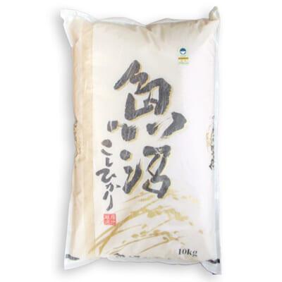 魚沼産棚田米コシヒカリ(玄米)10kg