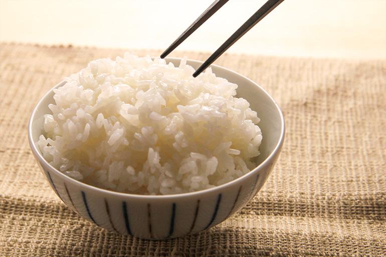 口いっぱいに広がるお米の香り!うまさ格別!