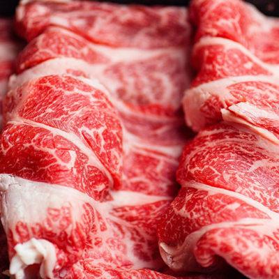 美しい赤身肉