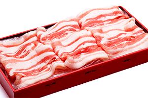 1.豚バラ肉