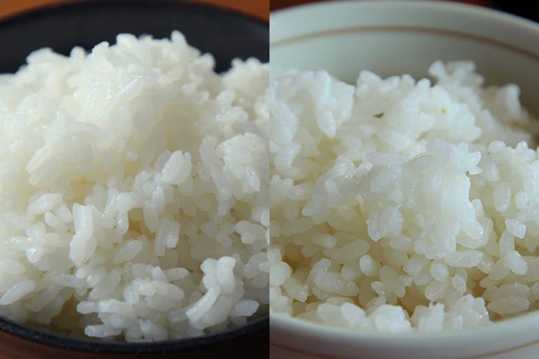 贅沢な「特選米」とお得な「家庭用米」