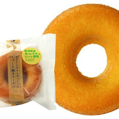 洋なし焼きドーナツ