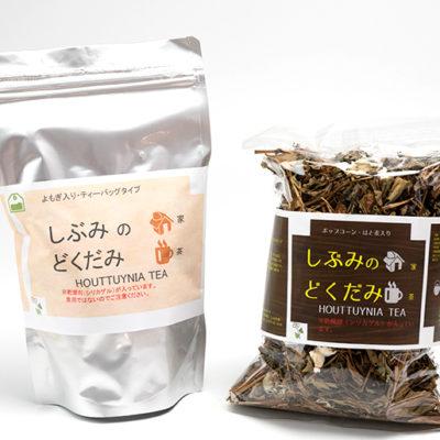 ティーバッグ1袋で約2リットルのお茶を沸かせます
