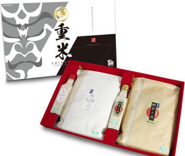予約注文:令和元年度米 新潟県産コシヒカリ・新之助 食べ比べセット