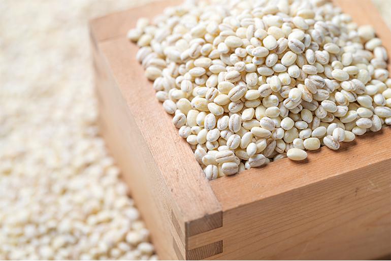 スーパーフードと呼ばれる「もち麦」