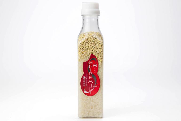 1.コシヒカリともち麦のブレンド米