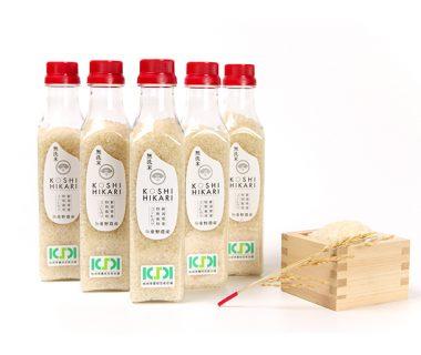 予約注文:30年度米 新潟産コシヒカリ(特別栽培米・無洗米)