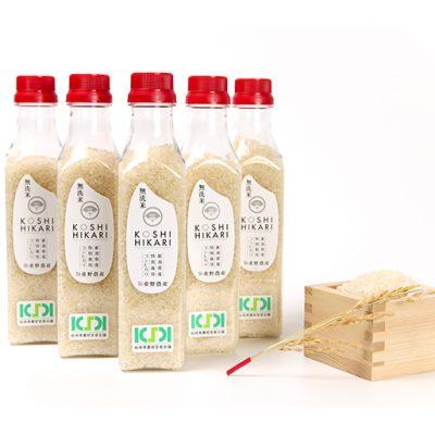 30年度米 新潟産コシヒカリ(特別栽培米・無洗米)