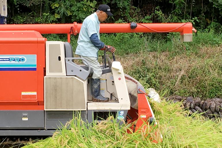 有機肥料にこだわった、安心の特別栽培米