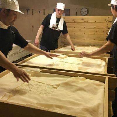 世界で愛される日本酒造りを目指す『塩川酒造』