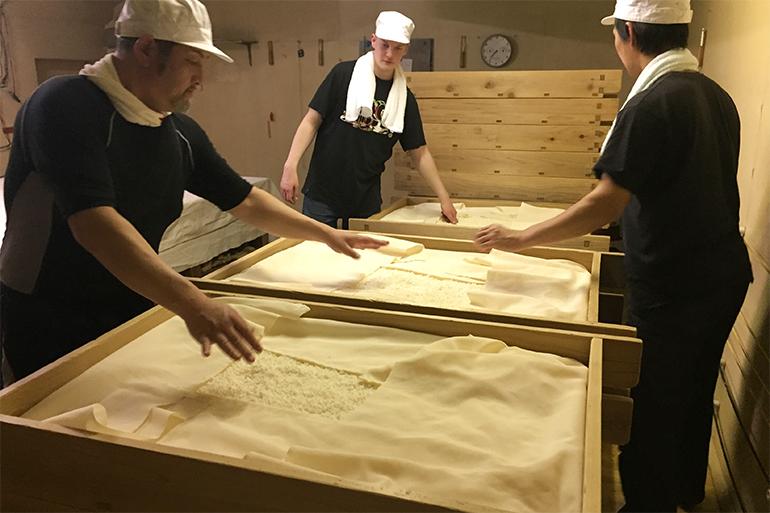 日本酒製造手法の一つ、速醸酛とは?