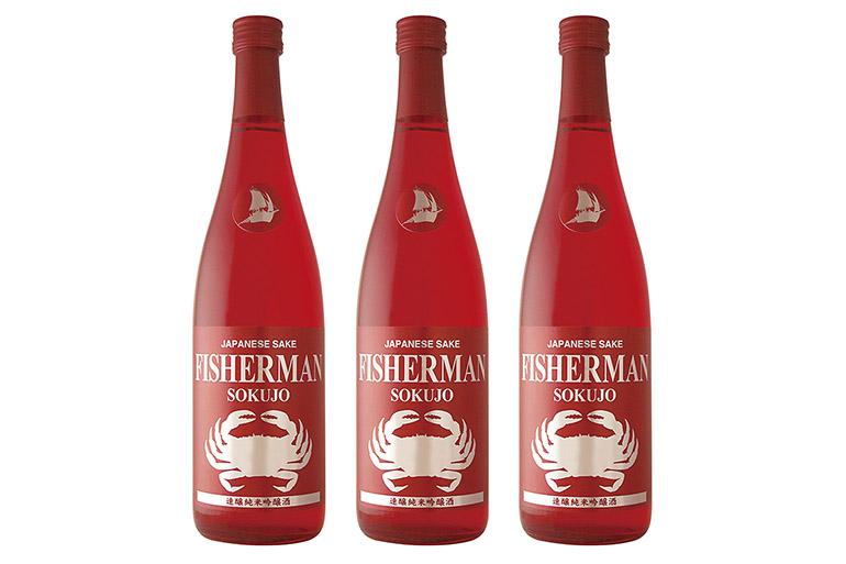 魚介料理に合う日本酒、「Fisherman Sokujo」!