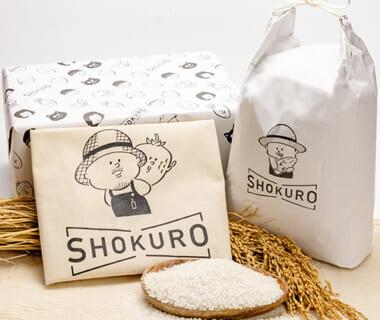 令和2年度米 新潟産 コシヒカリ「SHOKURO米」