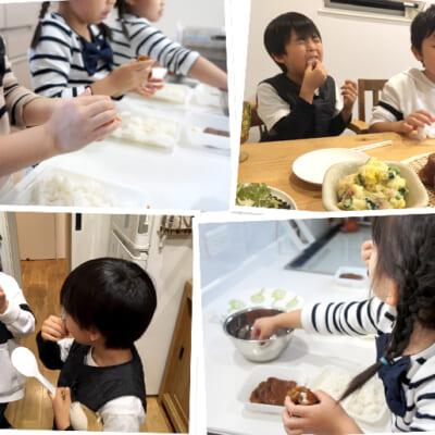 子供も夢中に!楽しくお料理