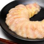 糸魚川産チョウザメ