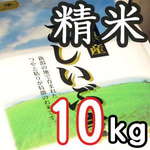 【定期購入】新潟県産こしいぶき 精米10kg