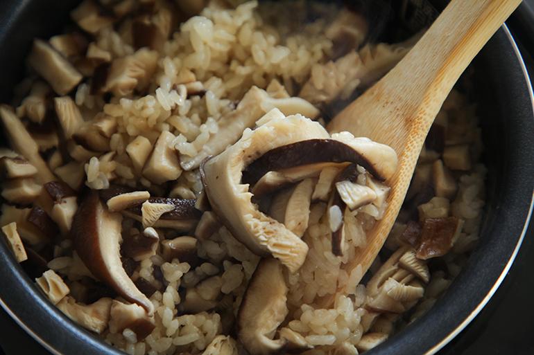 1.炊き込みご飯