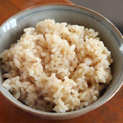 食べやすく栄養価も高い「発芽玄米」♪