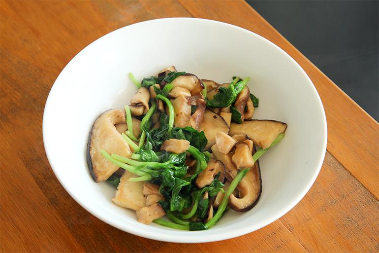 2.野菜炒め