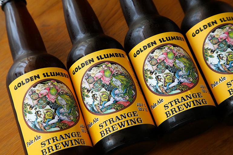 パブのオリジナルビールとして誕生