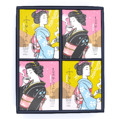 新潟古町芸妓珈琲 ドリップバッグセット 16PIECES