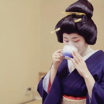 江戸時代から続く、古町の芸妓文化
