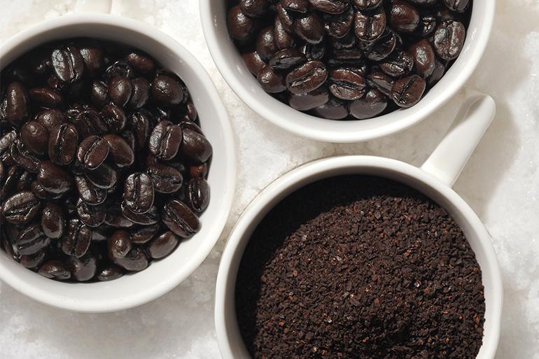 世界中から良質なコーヒー豆を厳選!