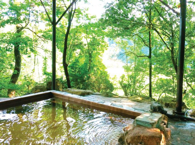 自然と温泉、癒しの町「田上町」