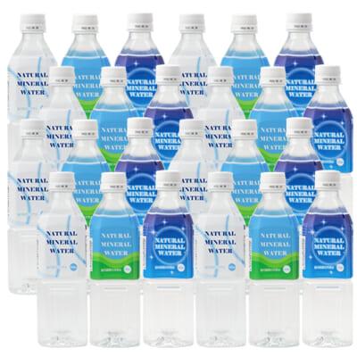 胎内高原の水 500mlボトル 24本入り