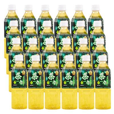 胎内緑茶 茶々 500mlボトル 24本入り