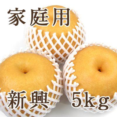 【家庭用】新興 5kg(6~11玉)