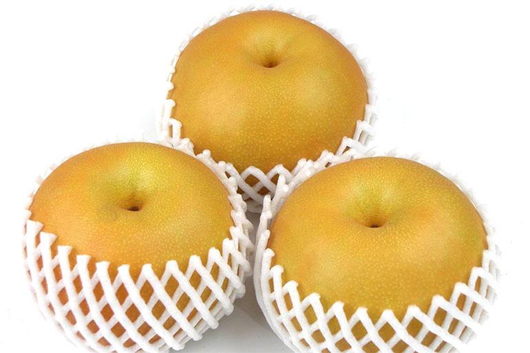 やっぱり「たかはしさんちの梨」が一番!
