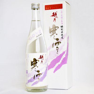 越乃寒雪 特別本醸造 720ml(4合)