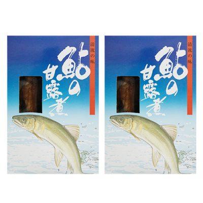 川魚の甘露煮 アユ 2箱