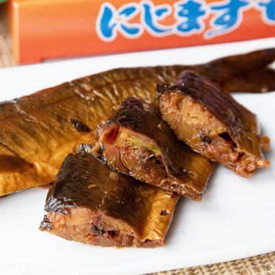 川魚の甘露煮