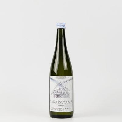 TAKARAYAMA 米袋ラベル コシヒカリ 生原酒 720ml(4合)