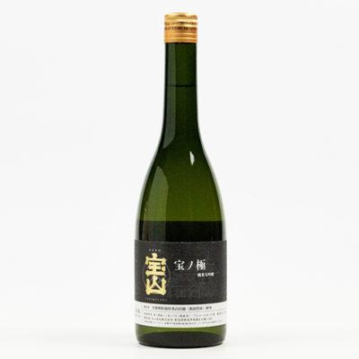 宝の極 純米大吟醸 ブラックラベル 720ml(4合)