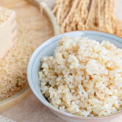 佐渡産コシヒカリの玄米