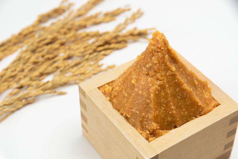 酵母の生きたふるさとの味わい「竹直味噌」
